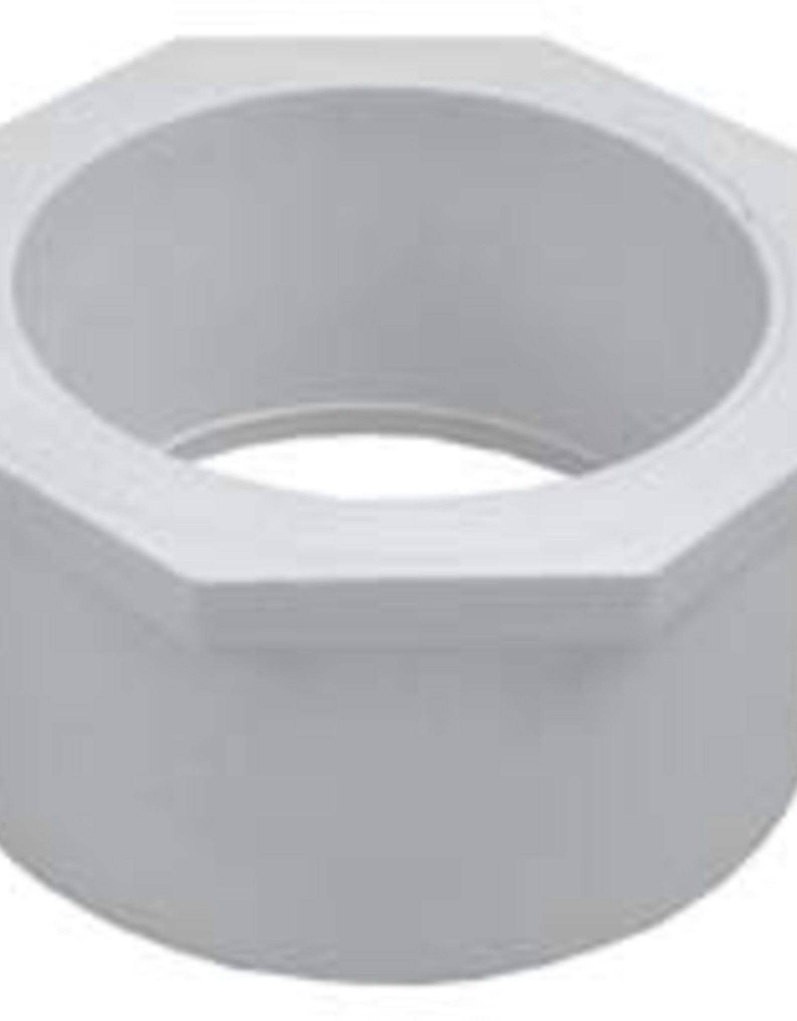 "LASCO PVC 1.5"" x 1 1/4"" Reducing Bushing Slip x Slip  SCH 40"