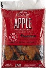Traeger Traeger 20 Lb. Natural Hardwood Pellets - Apple