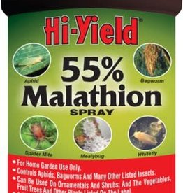 Hi-Yield Hi-Yield 55% Malathion Insect Spray Quart