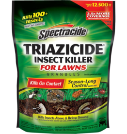 United Ind. Corp/Spectrum Spectracide Triazicide Once & Done Insect Killer Granules - 10 lb