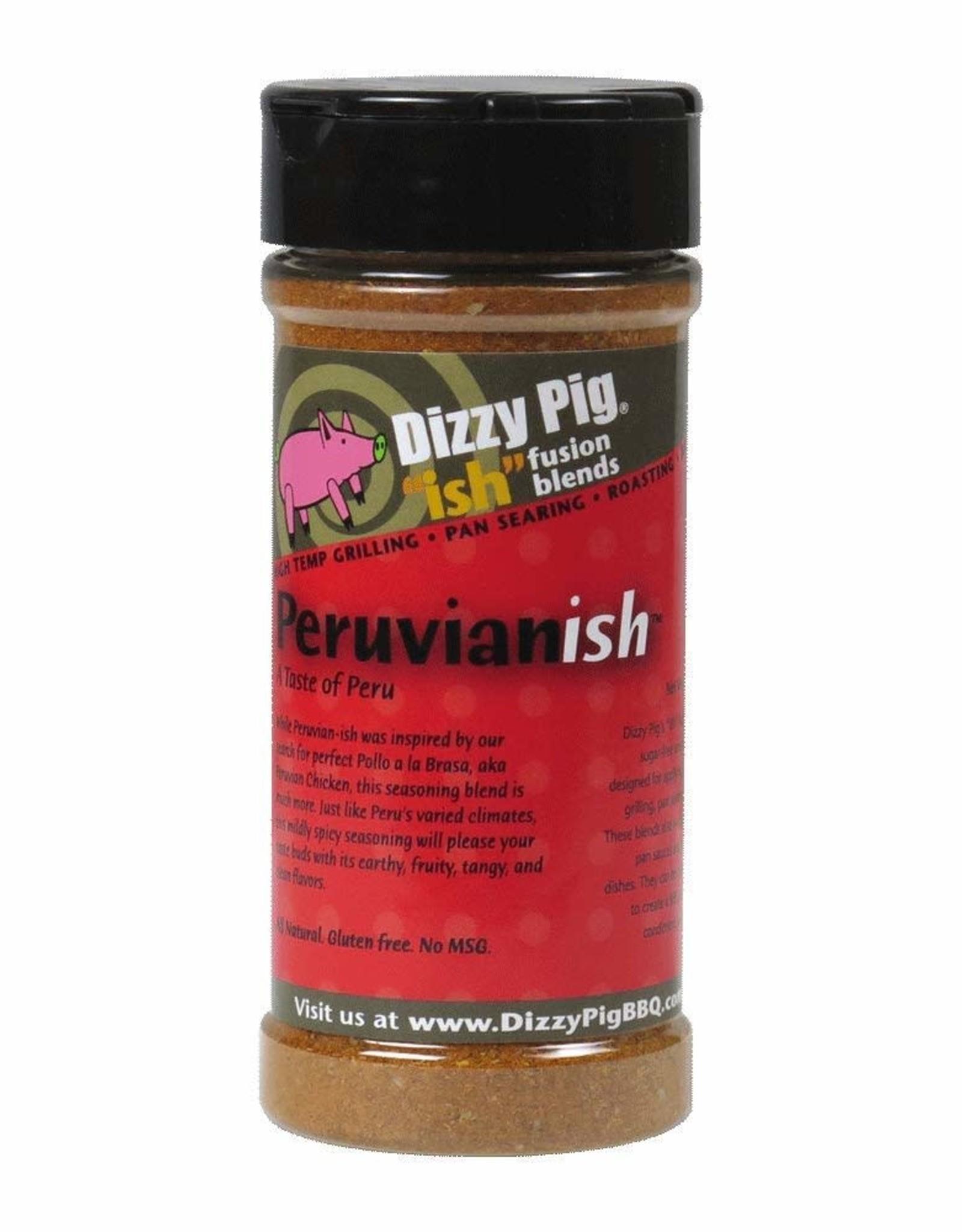 Dizzy Pig Dizzy Pig - Peruvian-ish 8oz