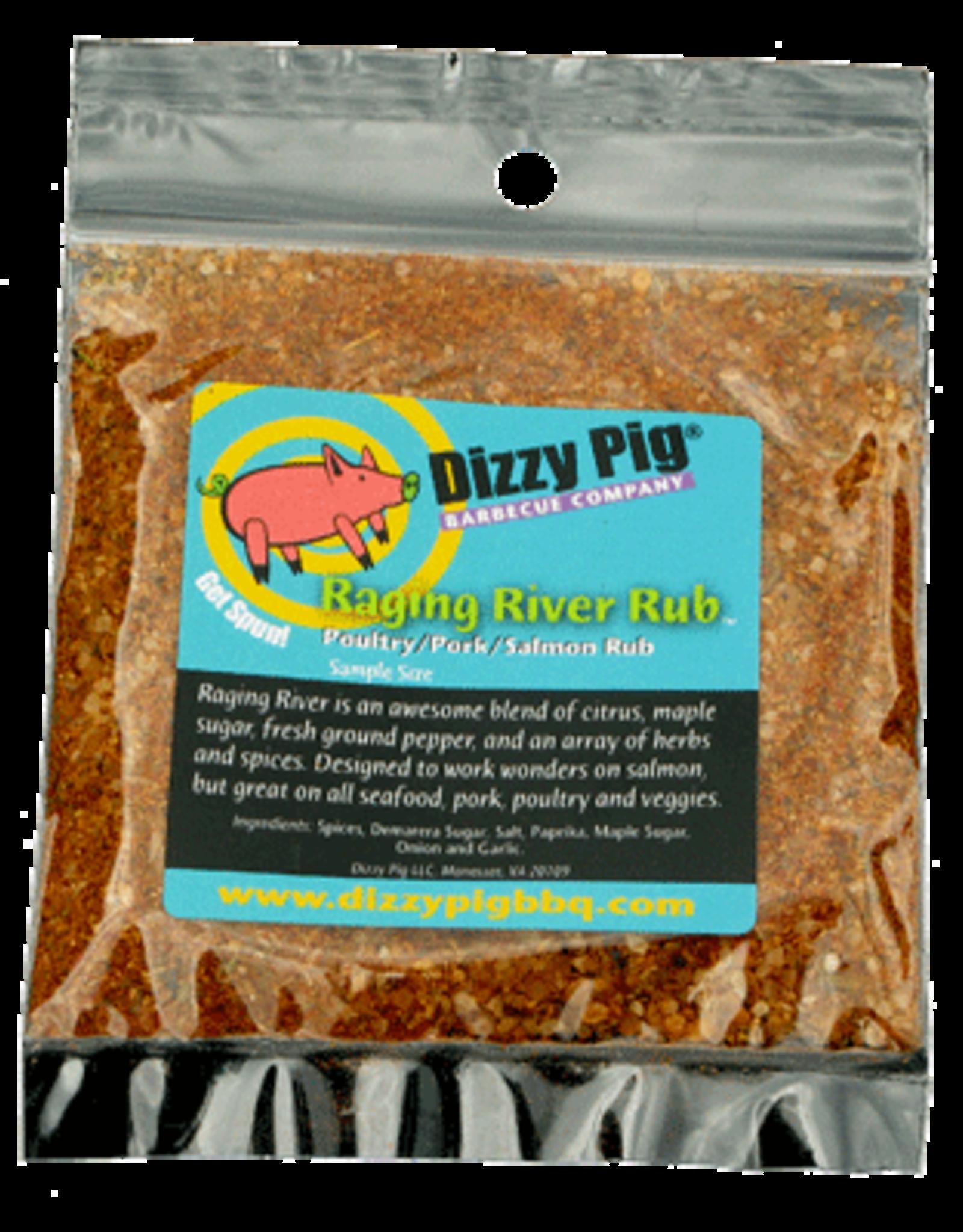 Dizzy Pig Dizzy Pig - Raging River Sample