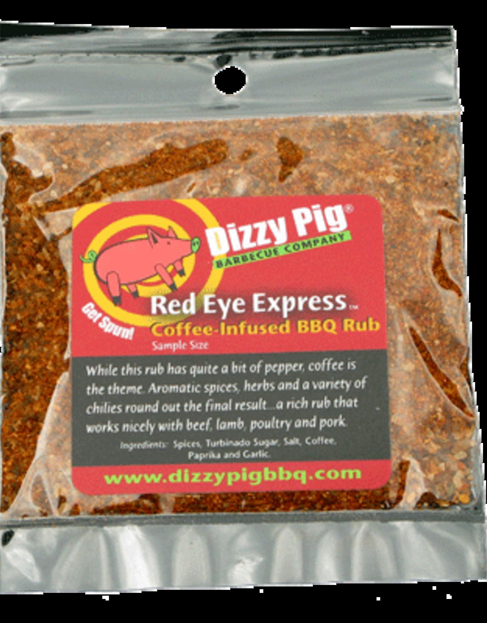 Dizzy Pig Dizzy Pig - Red Eye Express Sample