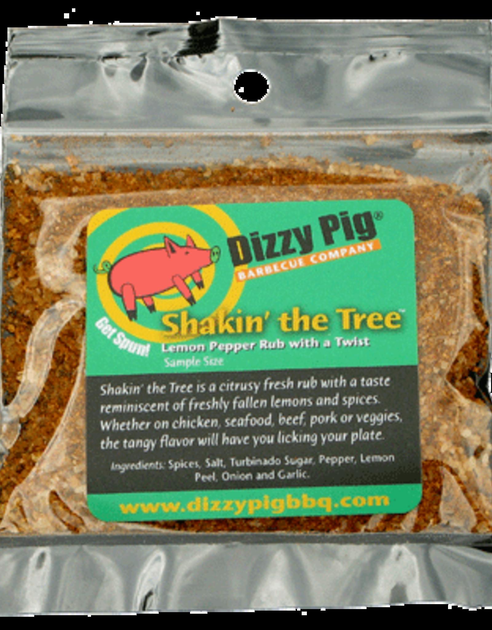 Dizzy Pig Dizzy Pig - Shakin the Tree Sample