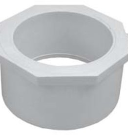 "Dura Plastic Products PVC 1.5"" x1"" Reducing Bushing SCH 40"