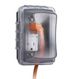 Hubbell Electrical Prod. 16-1 Standard Non-Metallic GFI cover
