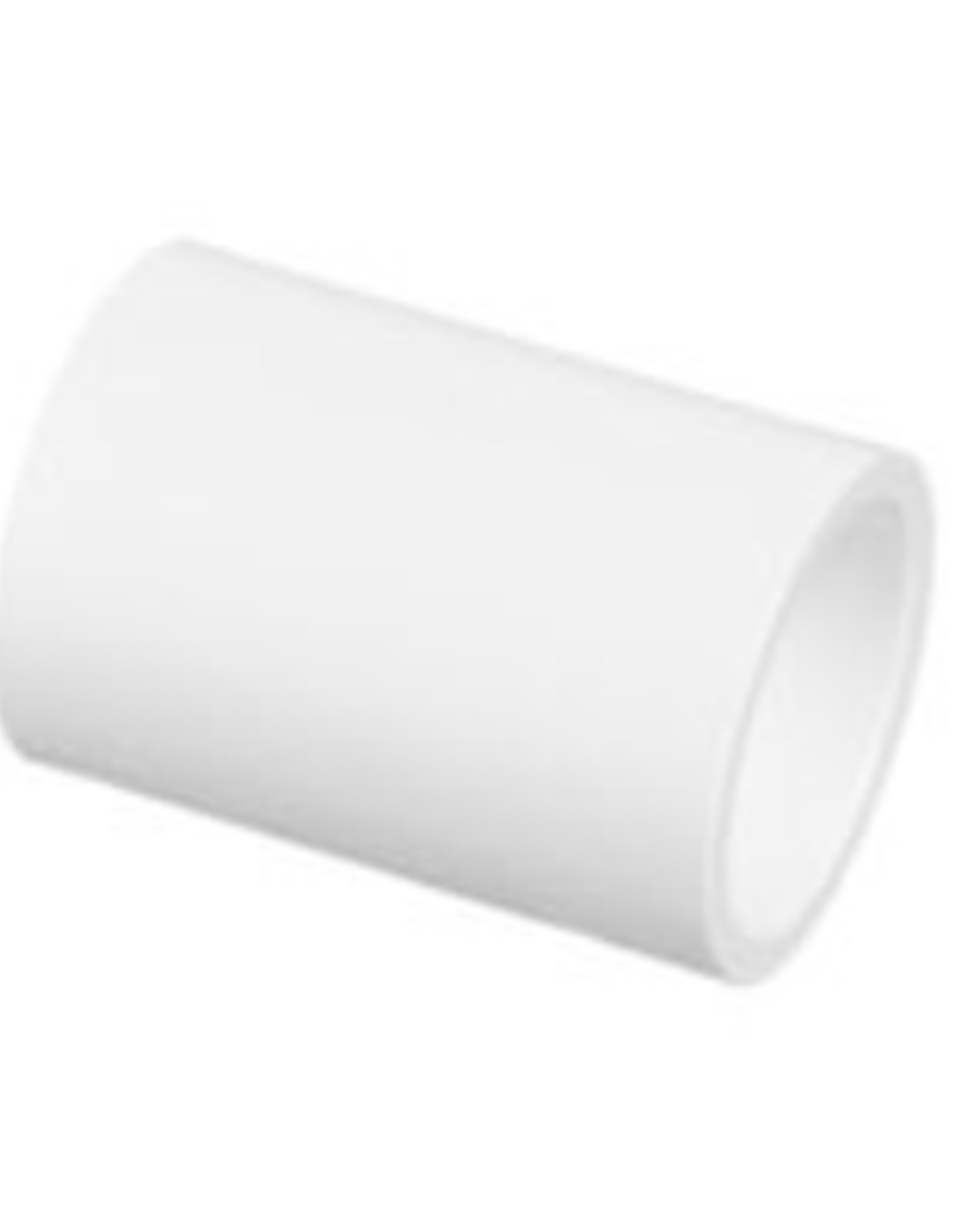 "Dura Plastic Products PVC 1.5"" Coupling Slip x Slip SCH 40 Ten Pack"