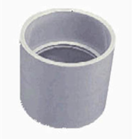 "Cantexz 1"" Electrical PVC SCH 40 Conduit Coupling"