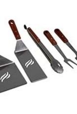 Blackstone Blackstone Wooden Handle Griddle Tool Kit 5 Piece 5039