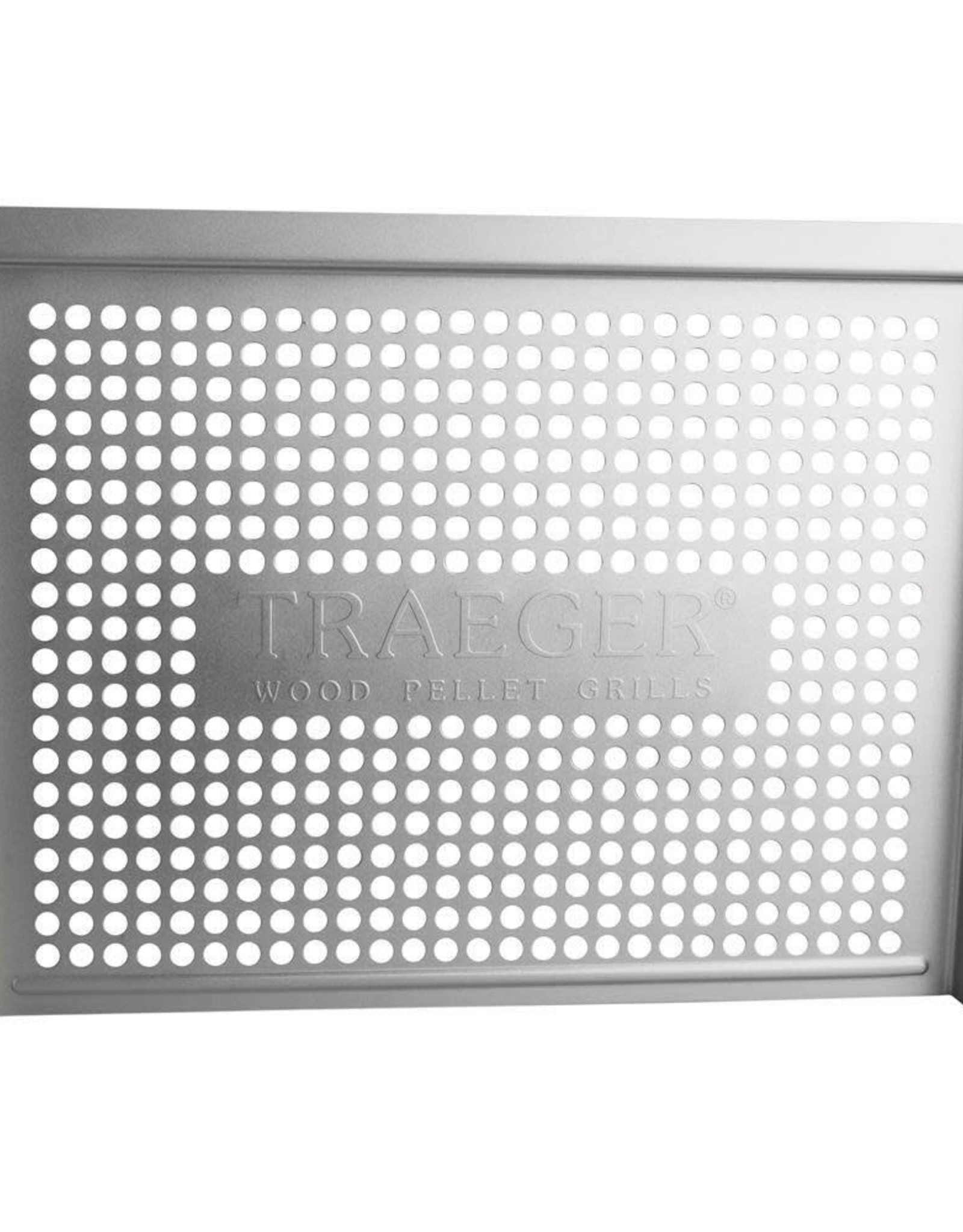 Traeger Traeger Stainless Grill Basket - BAC273