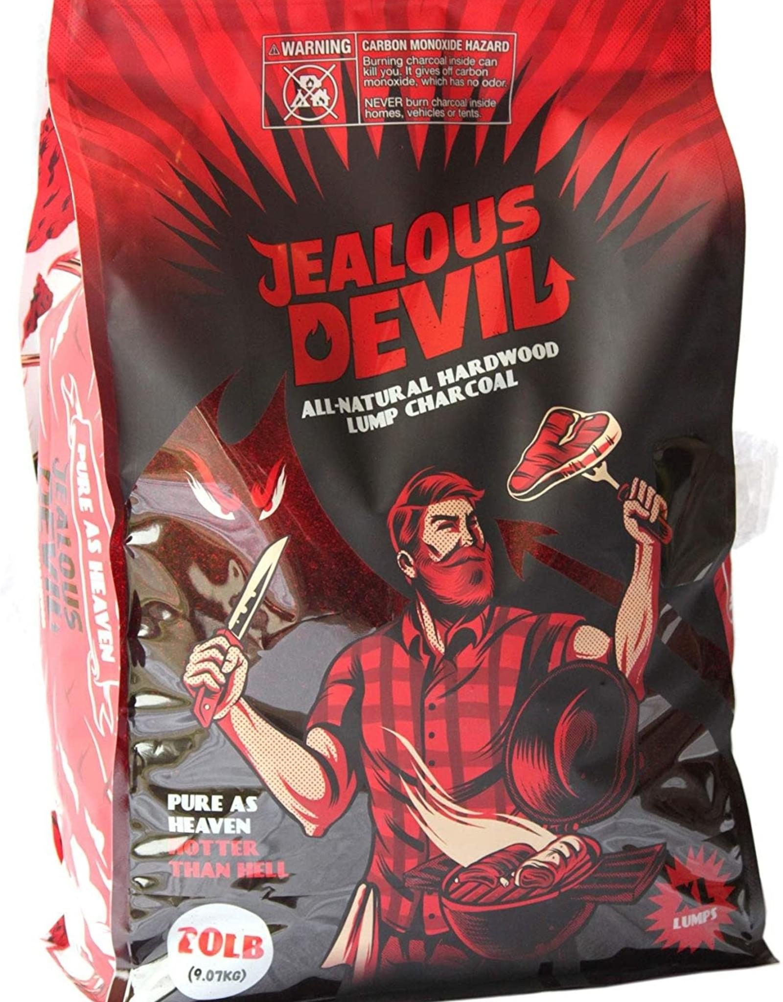 Jealous Devil Jealous Devil Chunx Lump Charcoal 20 lb Bag