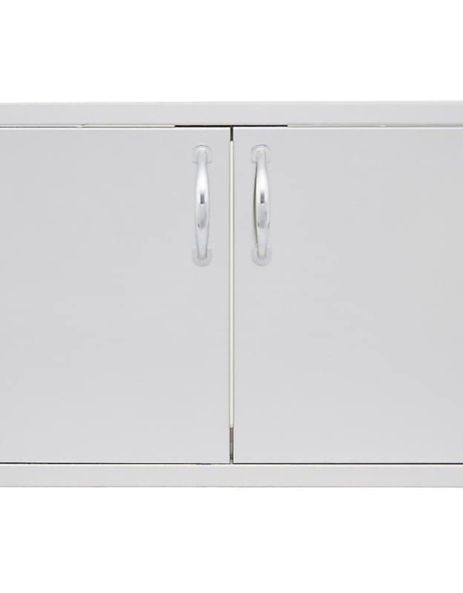 Blaze Outdoor Products Blaze 40-Inch Stainless Steel Double Access Door With Paper Towel Holder - BLZ-AD40-R