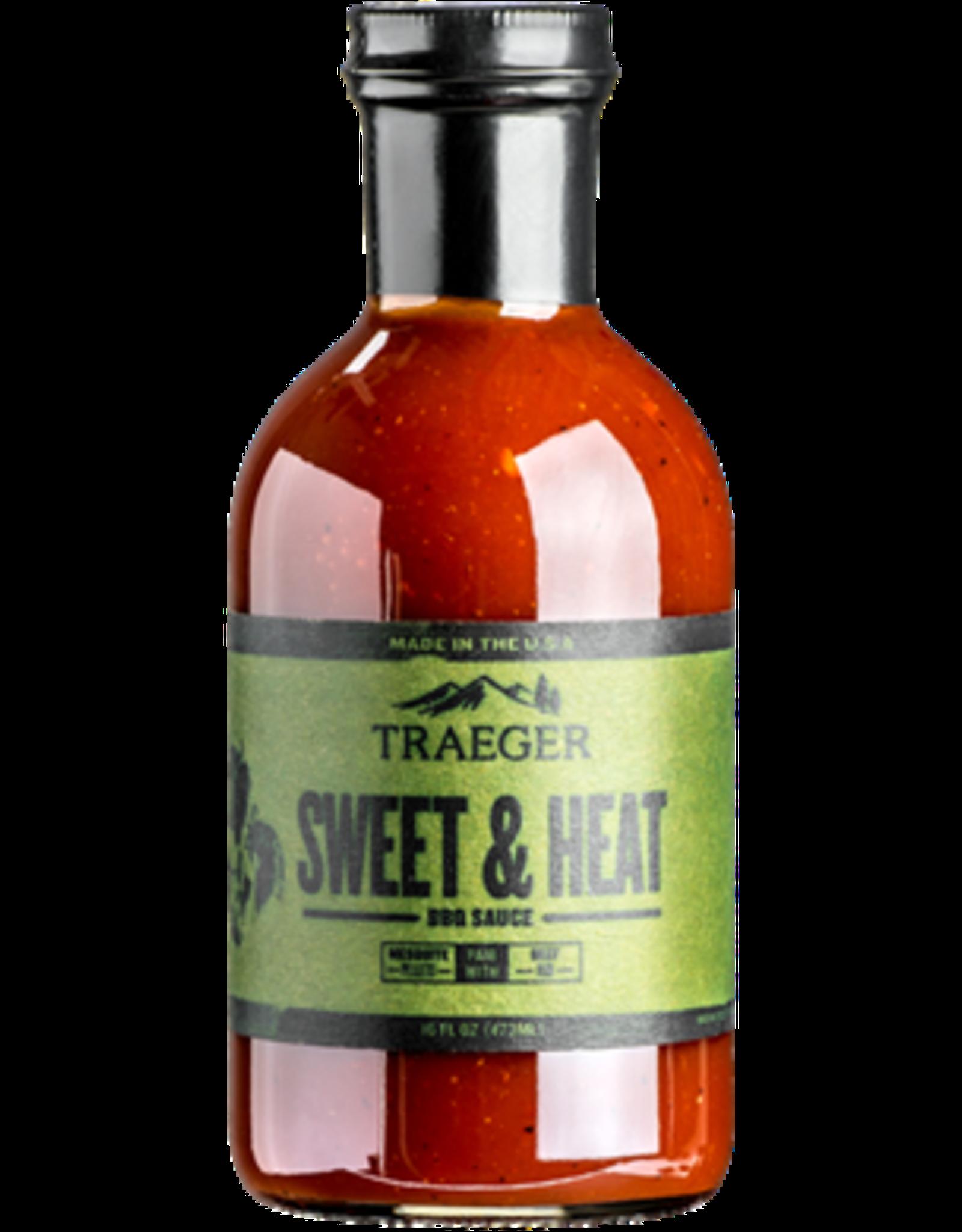 Traeger Traeger Sweet & Heat BBQ Sauce - SAU038