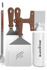 Blackstone Blackstone Deluxe Stainless Steel 6-Piece Spatula Griddle Kit