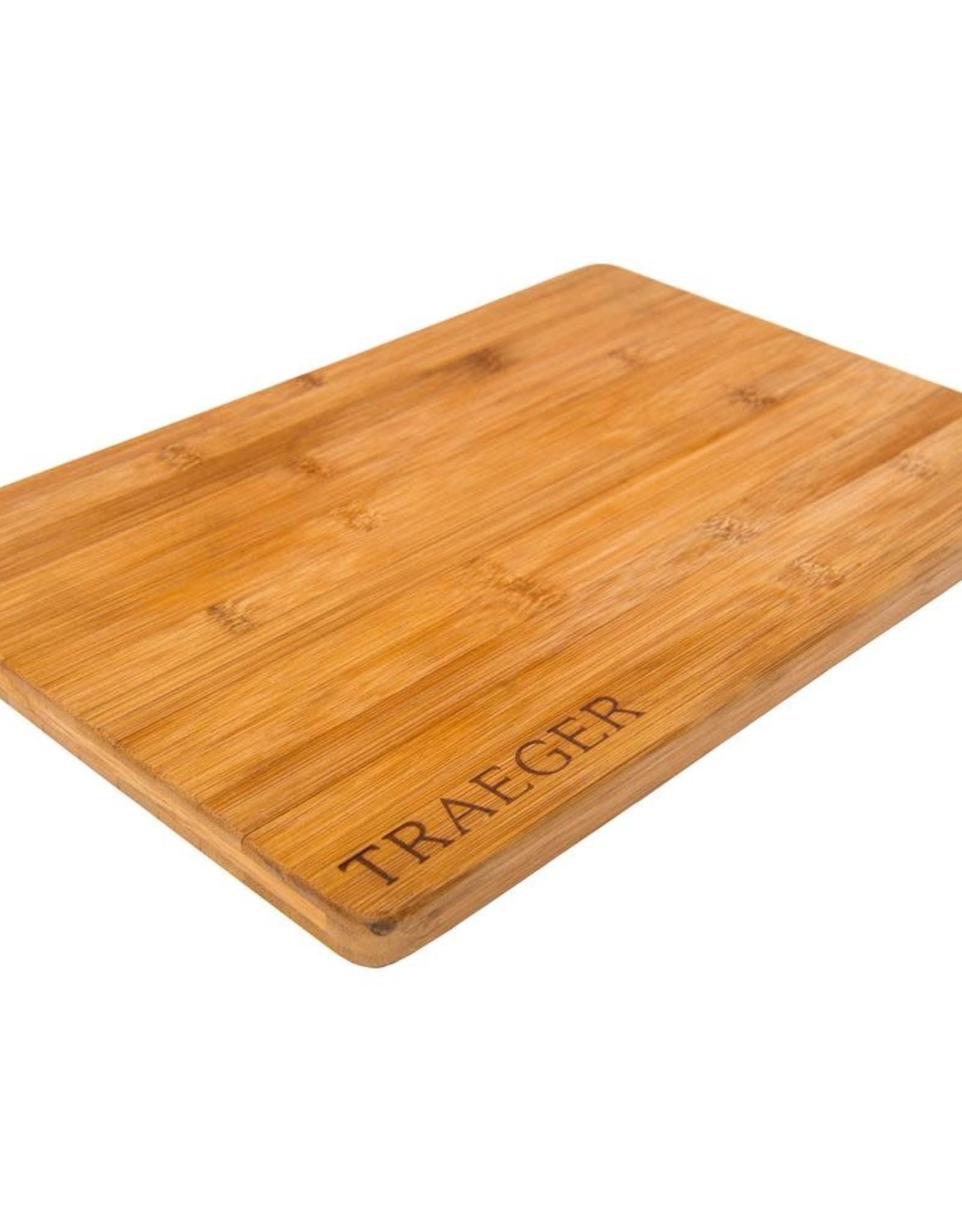 Traeger Traeger Magnetic Bamboo Cutting Board - BAC406