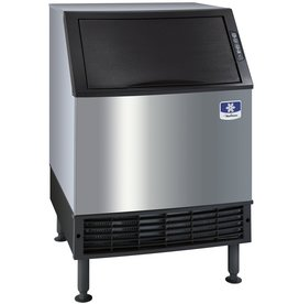 "Manitowac Manitowoc Ice UYF0140A 26""W Half Cube NEO Undercounter Ice Maker - 137 lbs/day, Air Cooled"