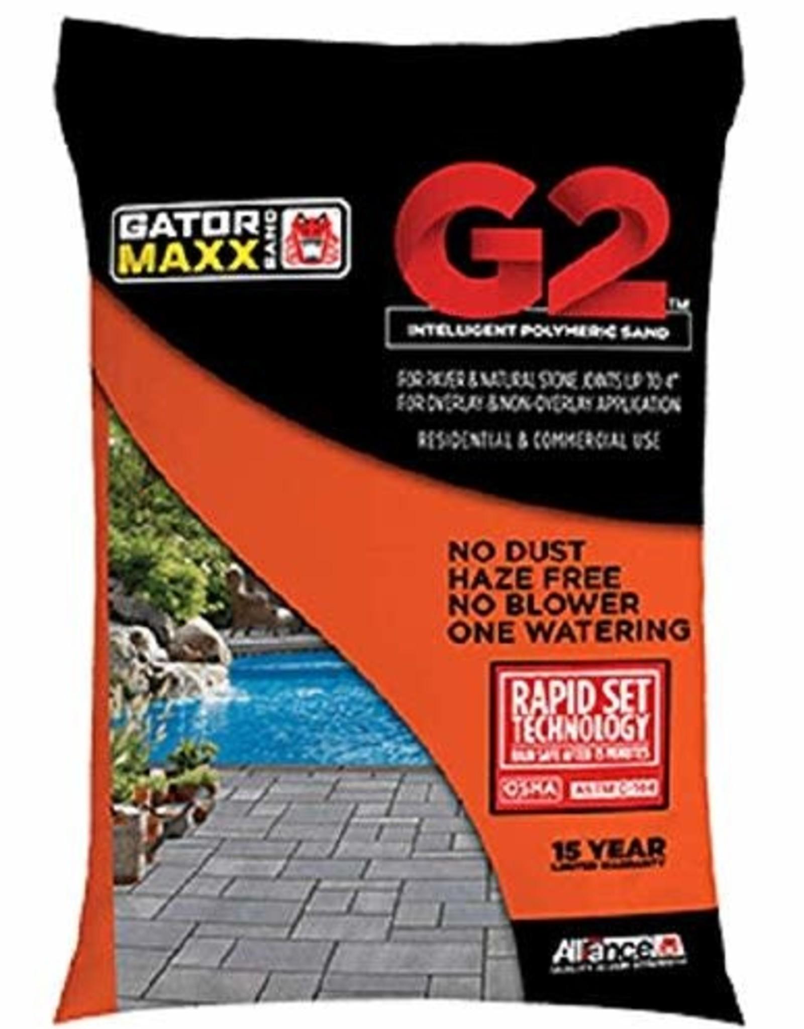 Alliance Designer Products BULK Poly Sand - Alliance Gator Max Bond G2 Ivory 50 lb