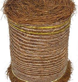 Gomez Pinestraw BULK Jumbo Roll of Pine Straw - Non Colored
