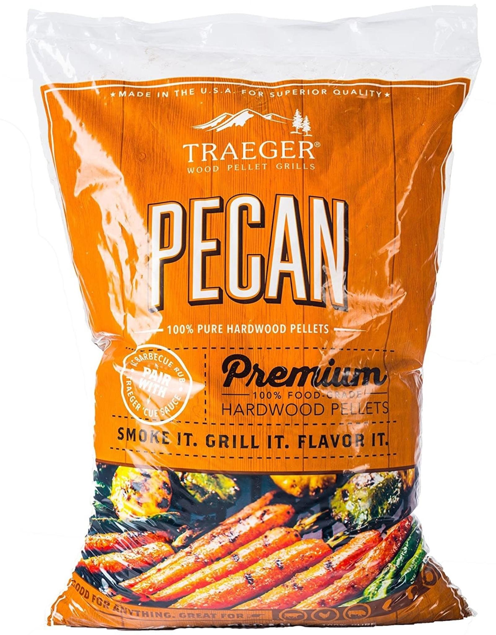 Traeger Traeger 20 Lb. Natural Hardwood Pellets - Pecan
