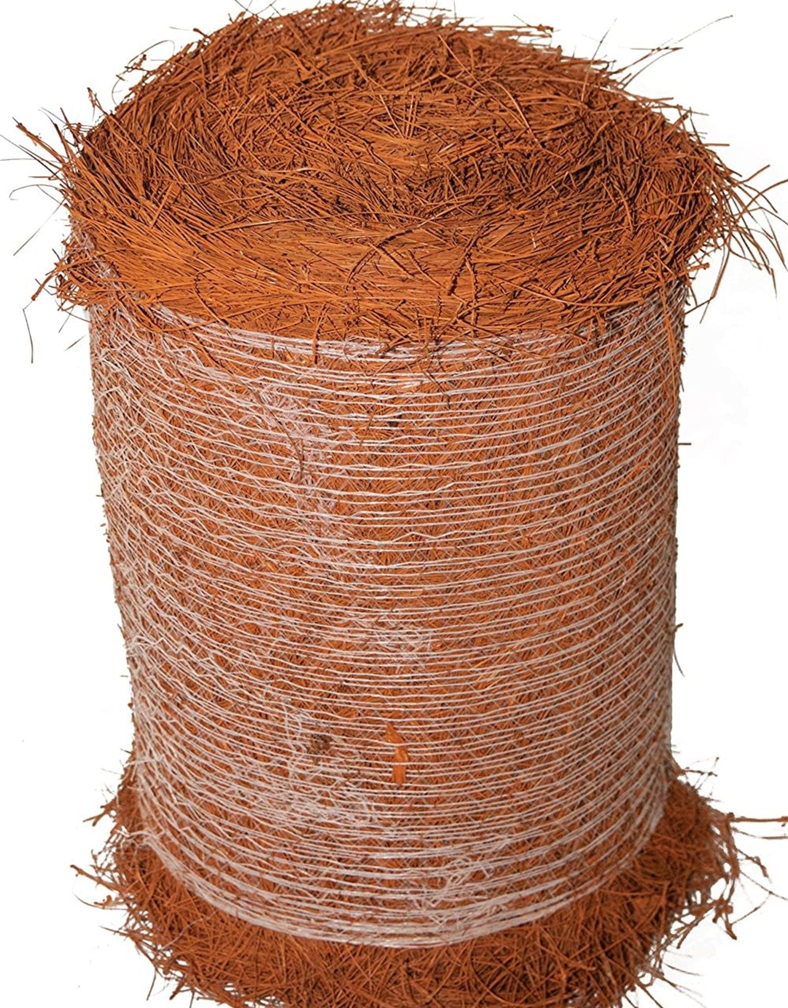 BWI BULK Jumbo Roll of Pine Straw - Colored