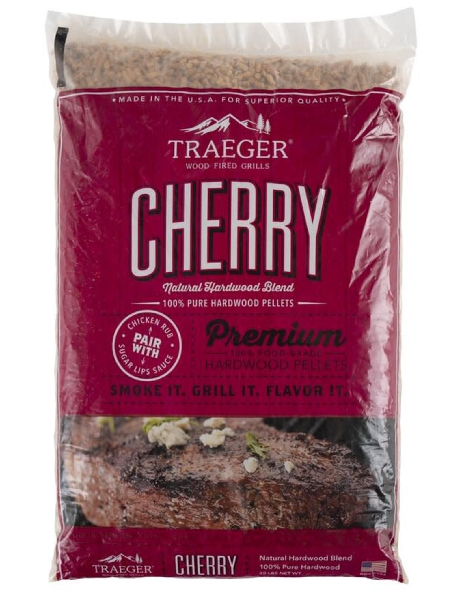 Traeger Traeger 20 Lb. Natural Hardwood Pellets - Cherry