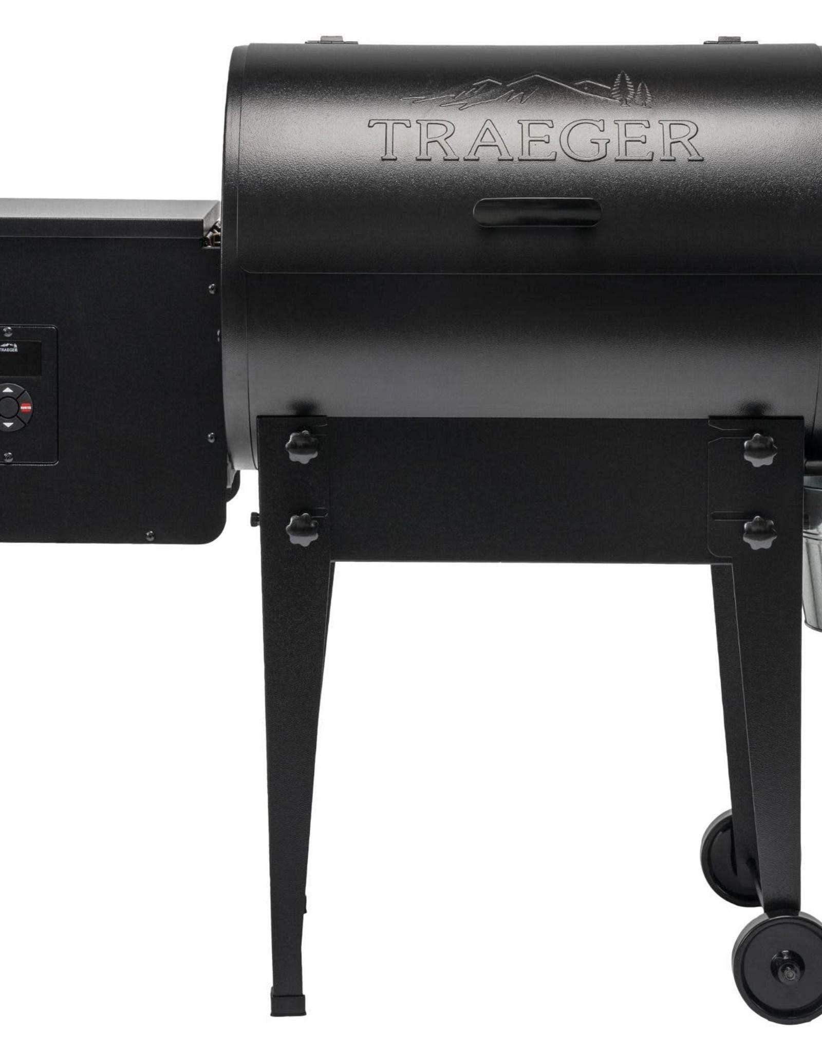 Traeger Traeger Tailgater 20 Portable Wood Pellet Grill - Black - TFB30KL