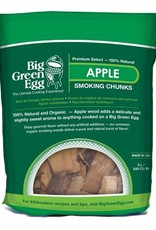 Big Green Egg Big Green Egg - Apple Wood Smoking Chunks