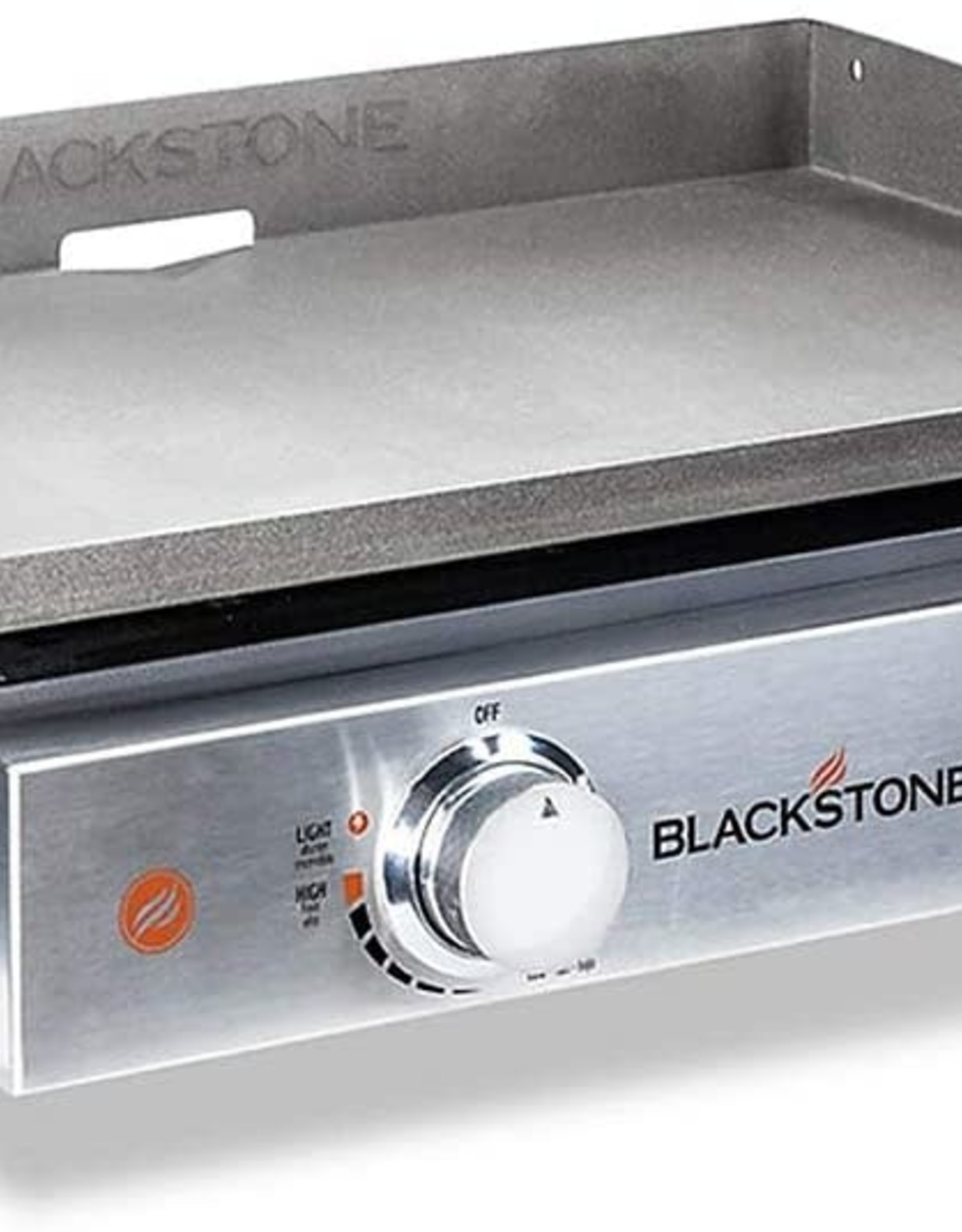 """Blackstone Blackstone 22"""" Tabletop Griddle Stainless Steel Front Plate 1666"""