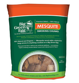 Big Green Egg Big Green Egg - Mesquite Smoking Wood Chunks