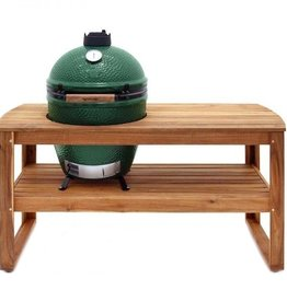 Big Green Egg Big Green Egg - Solid Acacia Hardwood Table for Large EGG 60 L x 25 W x 31 H