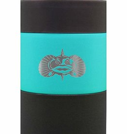 Toadfish Toadfish Non-Tipping Can Cooler - Teal (+Adapter)