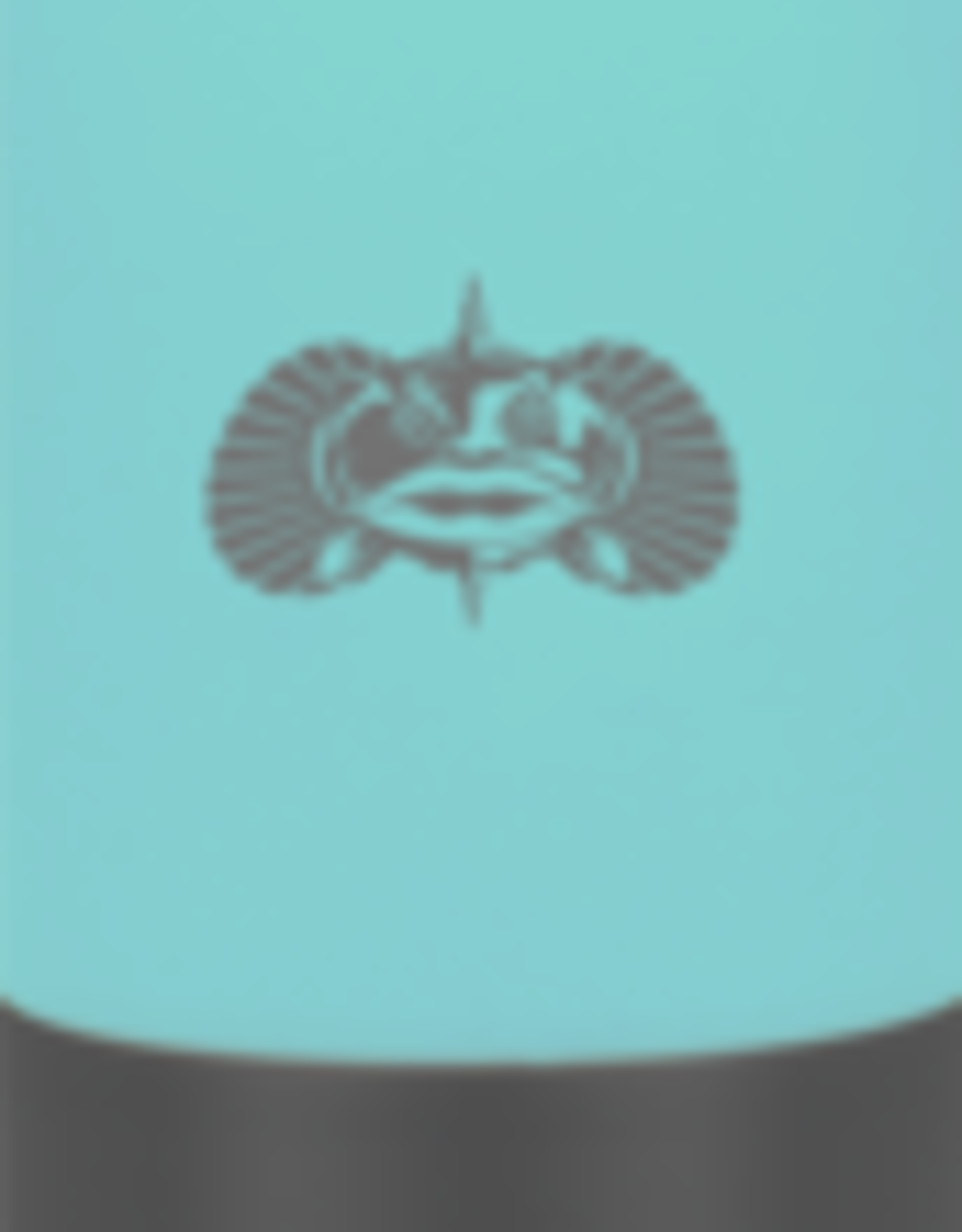 Toadfish Toadfish Non-Tipping Slim Can Cooler - Teal