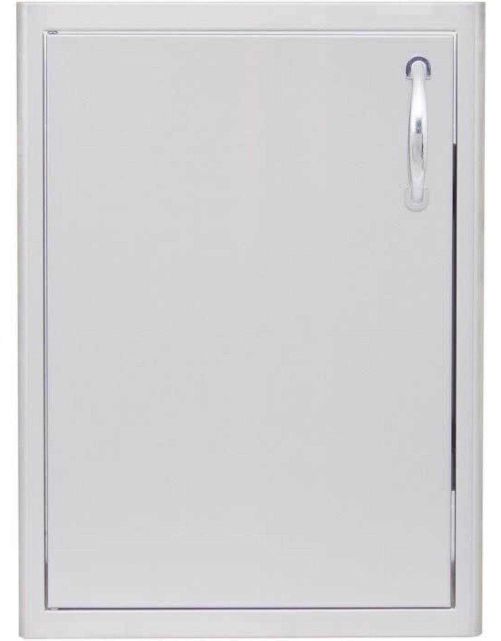 Blaze Outdoor Products Blaze 18-Inch Left Hinged Stainless Steel Single Access Door - Vertical - BLZ-SV-1420R-LH