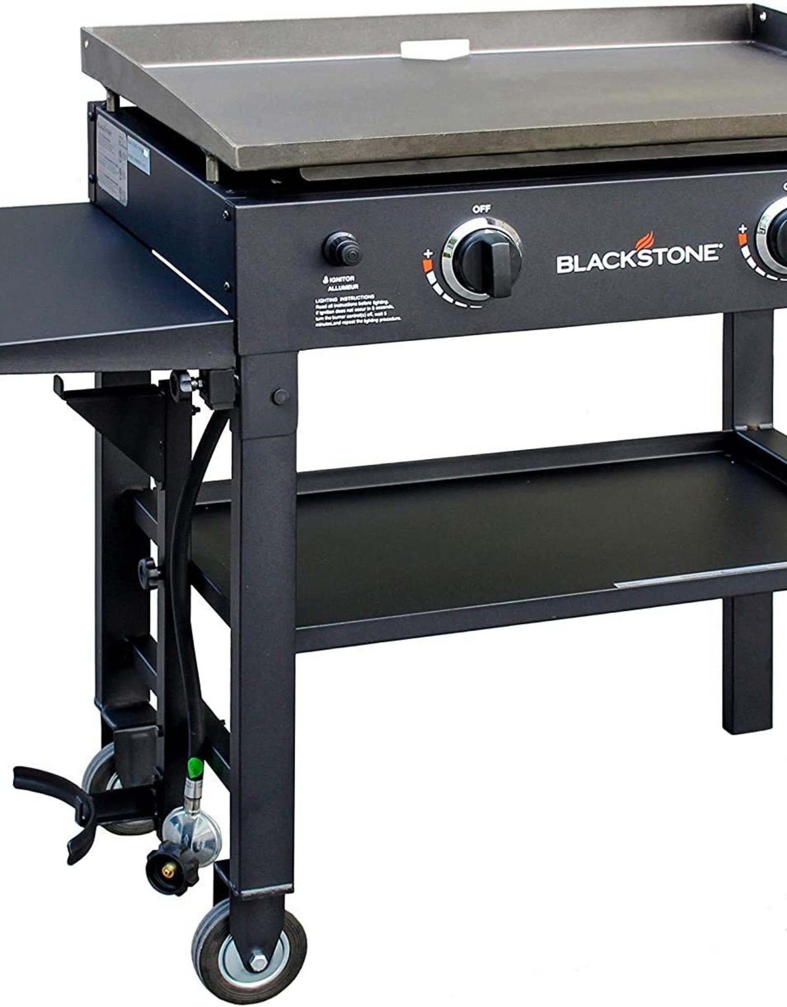 "Blackstone Blackstone 28"" 2 Burner Griddle Cooking Station 1517"
