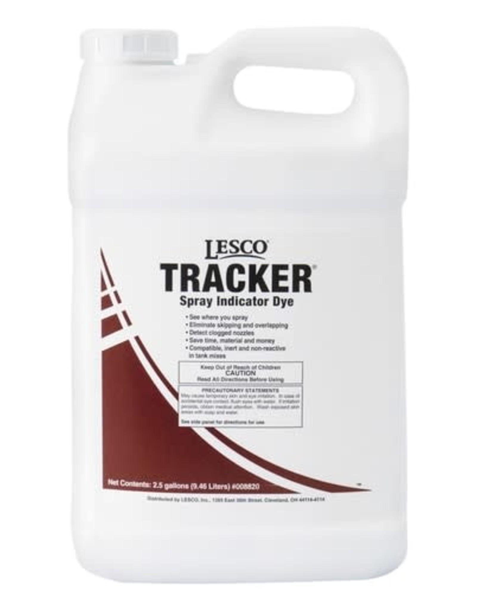 Lesco LESCO Tracker Spray Indicator Dye Blue 2.5 Gallon
