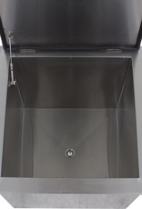 Blaze Outdoor Products Blaze 22-Inch Stainless Steel Ice Bin Cooler / Wine Chiller - BLZ-ICEB-WH