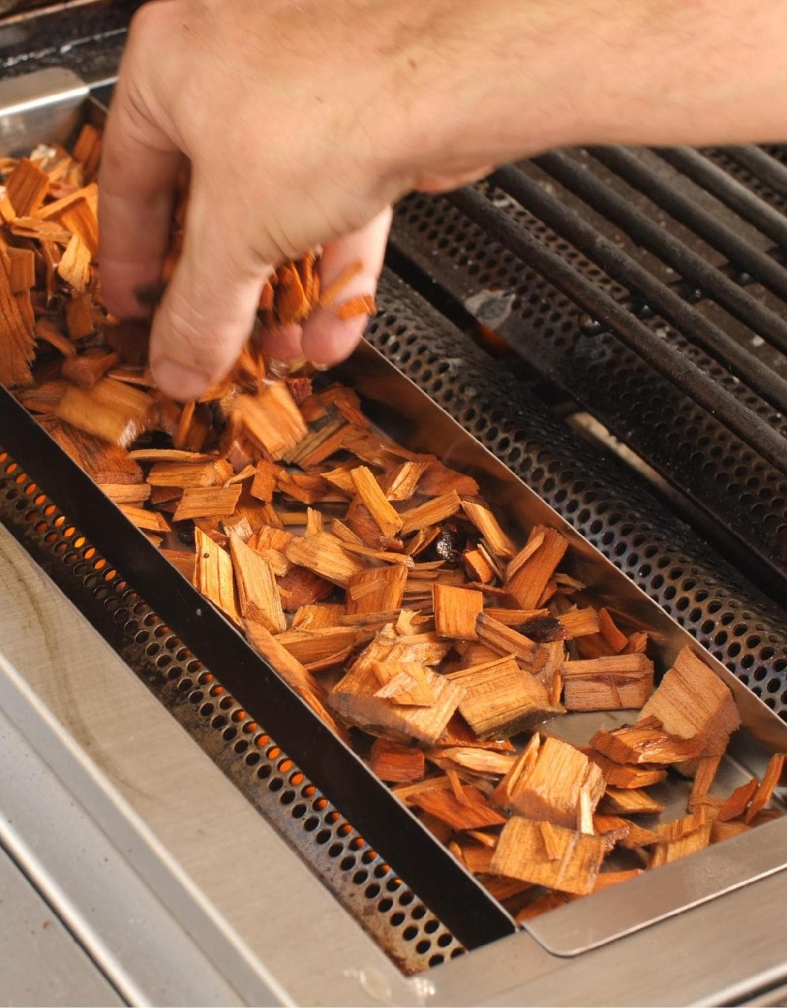 Blaze Outdoor Products Blaze Stainless Steel Smoker Box - BLZ-SMBX