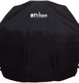 Primo Ceramic Grills Primo Grill Cover for Oval XL in Table #410