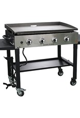 "Blackstone Blackstone 36"" 4 Burner Griddle Cooking Station Stainless Steel, 60K BTUs 1565"