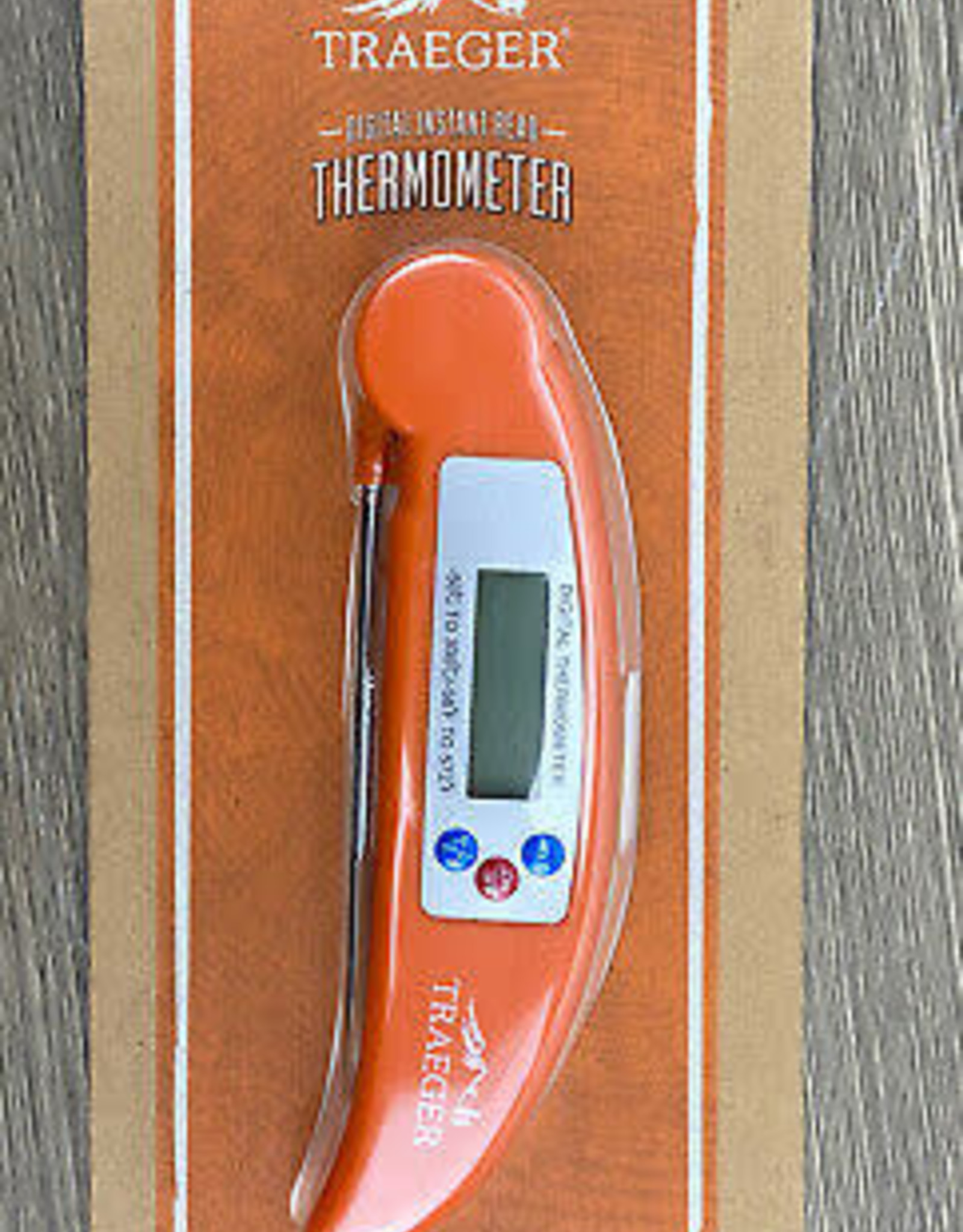 Traeger Traeger Instant Read Thermometer - BAC414