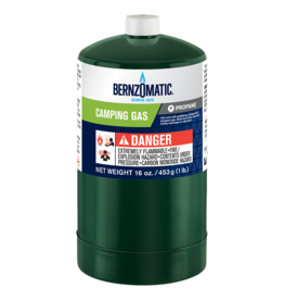 Bernzomatic Bernzomatic Portable Bottle Camping Propane Gas 16 oz / 1 lb