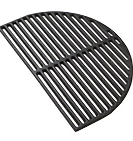 Primo Ceramic Grills Primo Half Moon Cast Iron Searing Grate, Oval LG #364