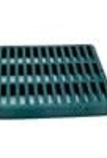 """NDS Drainage NDS 9""""x9"""" Green Grate 990"""