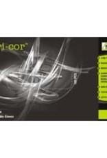 Cordova Nitrile Large Disposable Gloves - Silver-100 Count Box-4095L