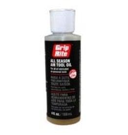 Grip-Rite Grip Rite All Seaso Air Tool Oil 4fl.oz