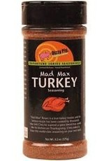 Dizzy Pig Dizzy Pig - Mad Max Turkey 6.2oz
