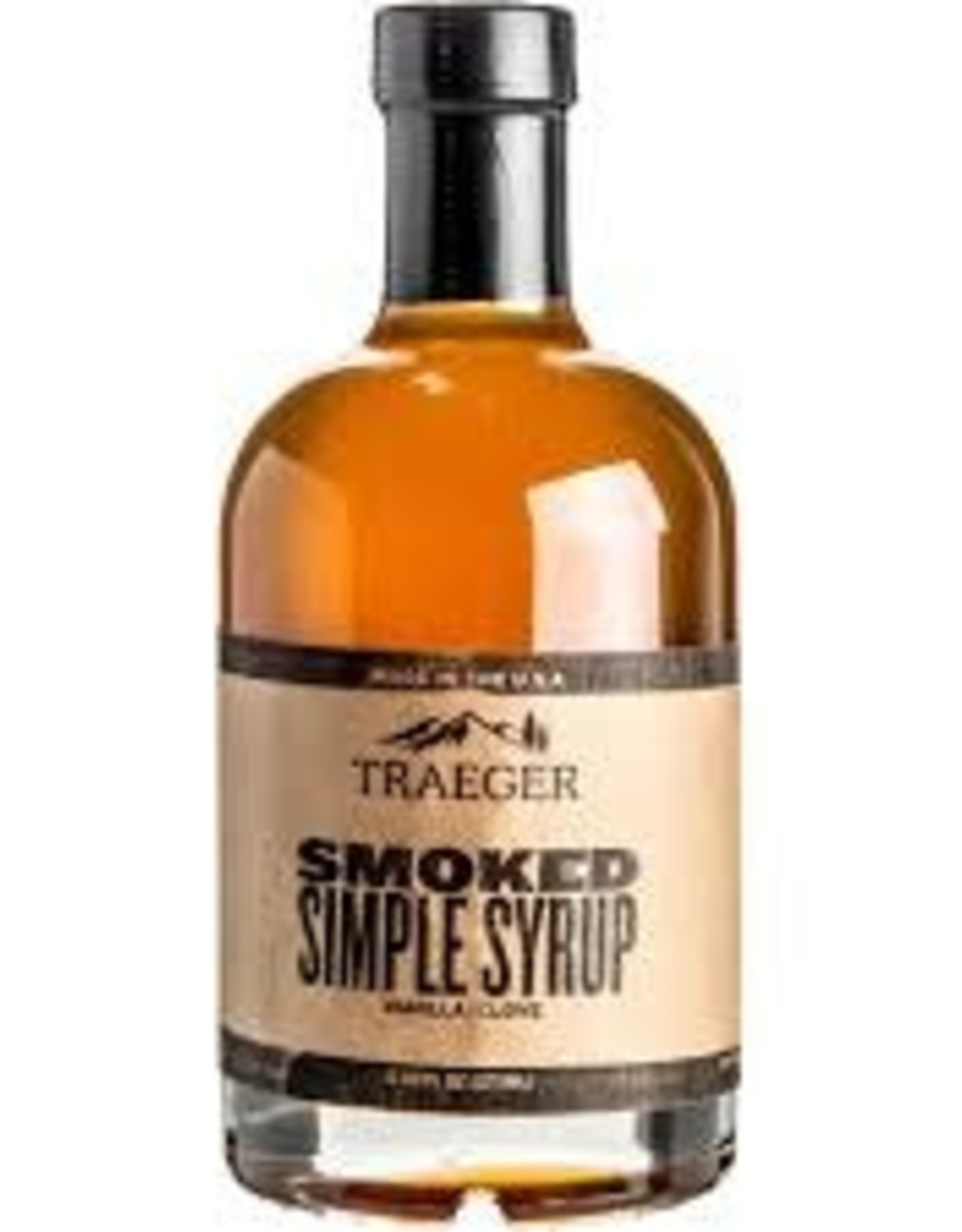 Traeger Traeger Smoked Simple Syrup 12oz - MIX001