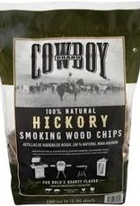 Cowboy Cowboy Hickory Smoking wood chunks 5lb