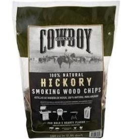 Cowboy Cowboy Hickory Smoking wood chunks 5lb