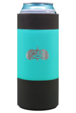 Toadfish Toadfish Non-Tipping 16 oz Can Cooler - Teal